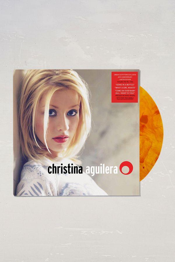 Christina Aguilera Christmas Album.Christina Aguilera Christina Aguilera Limited Lp
