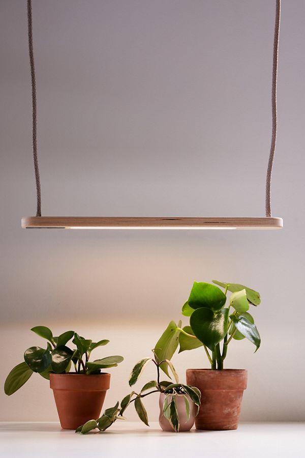 Slide View: 1: Modern Sprout Growbar Light