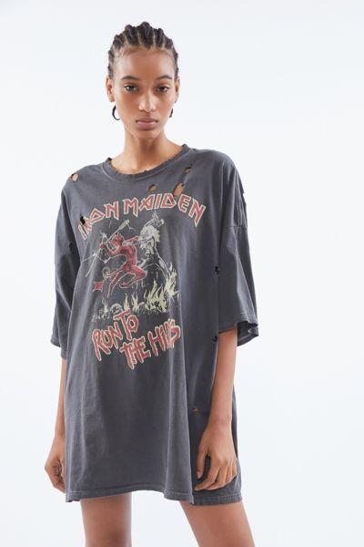 vintage t shirt dress
