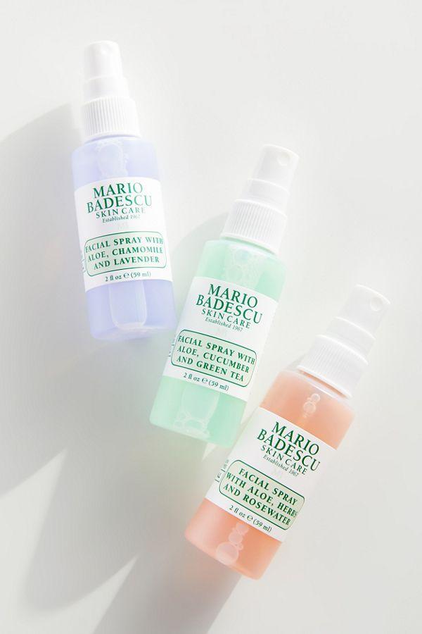 Mario Badescu Facial Spray Travel Trio Gift Set
