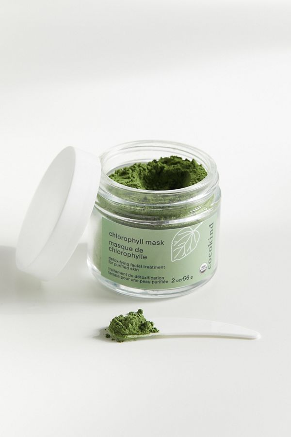 Cocokind Chlorophyll Face Mask by Cocokind