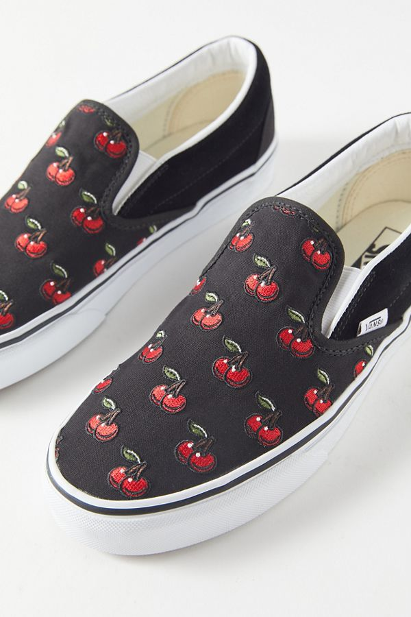vans cherry