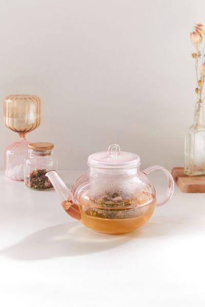 Glass Teapot #1