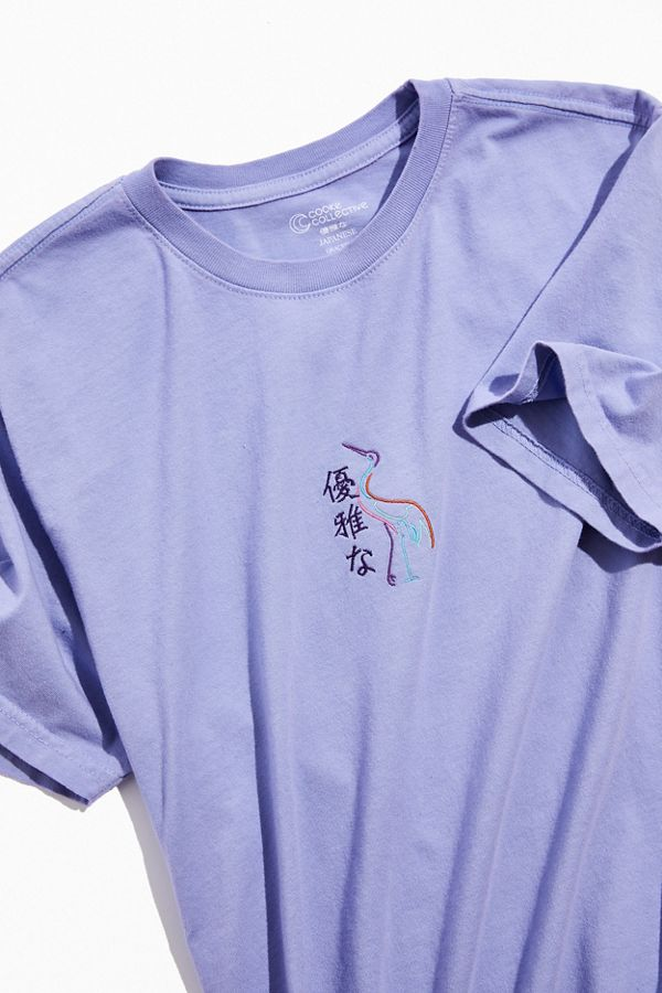 graceful-kanji-tee by urban-outfitters