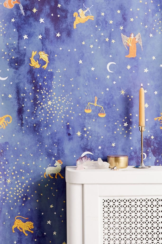Tarot Removable Wallpaper Urban Outfitters