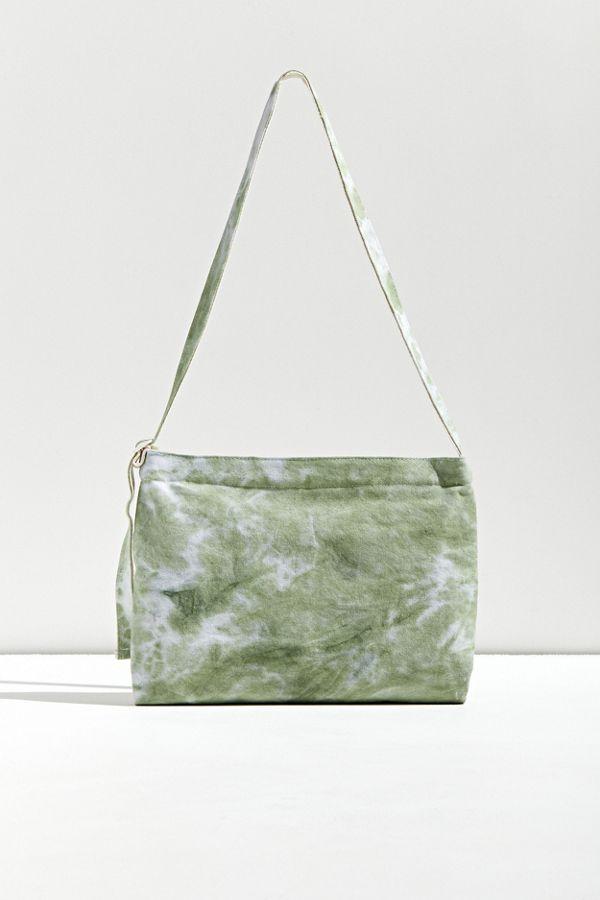 Uo Tie Dye Messenger Tote Bag