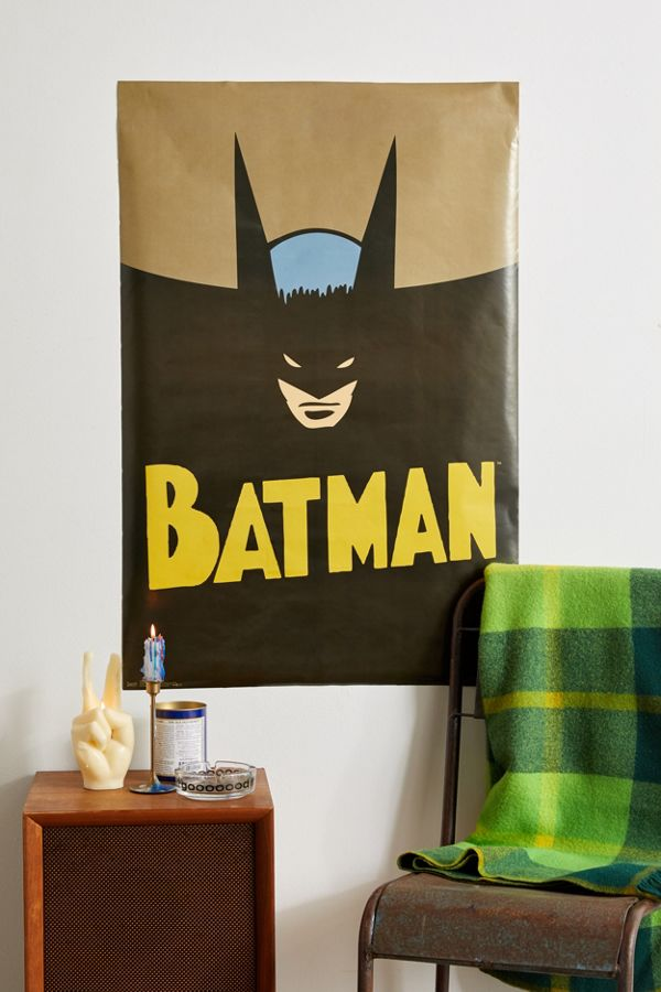 Batman Poster by Urban Outfitters