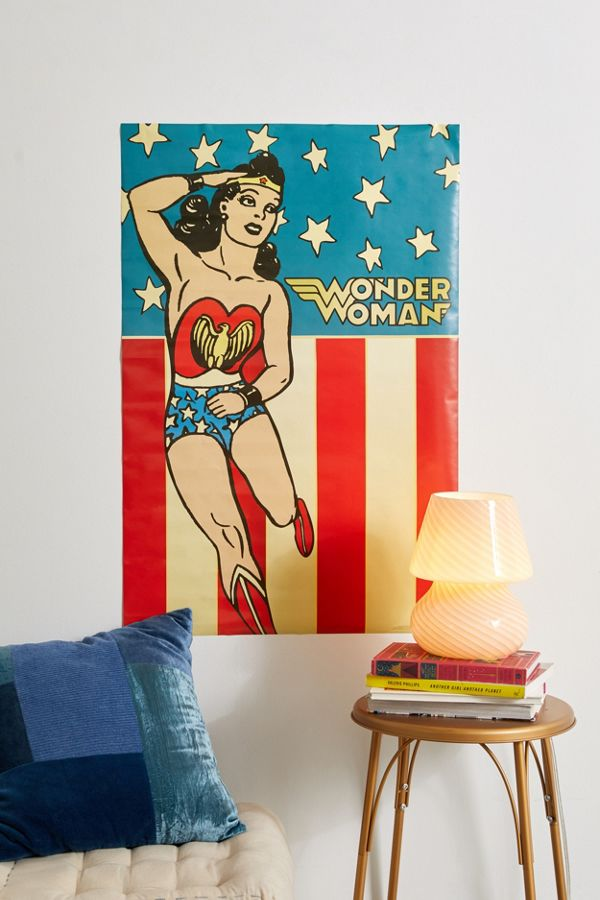 Wonder Woman Poster by Urban Outfitters