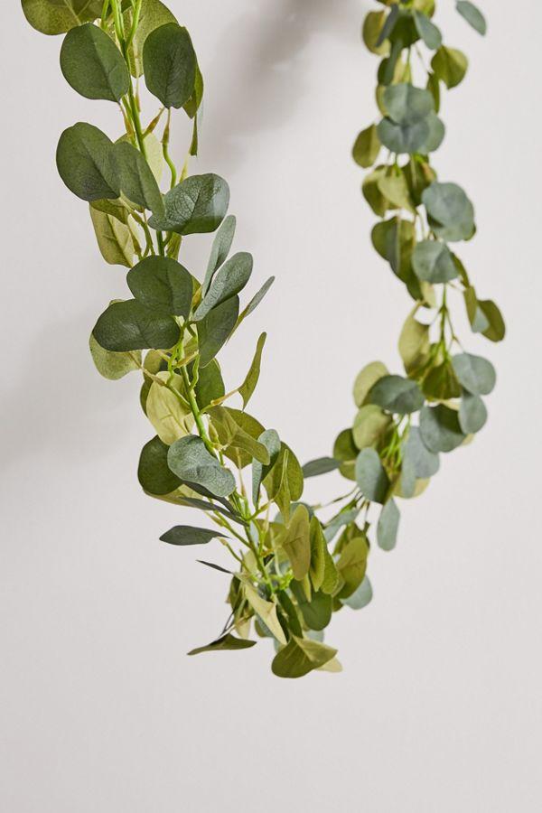 Slide View: 2: Eucalyptus Vine Garland