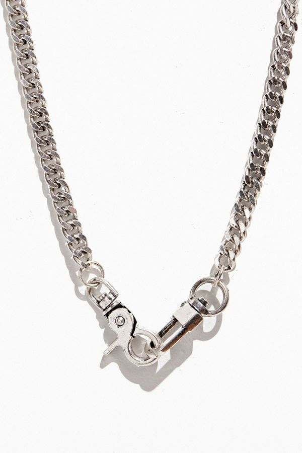 Uo Hardware Chain Necklace by Urban Outfitters
