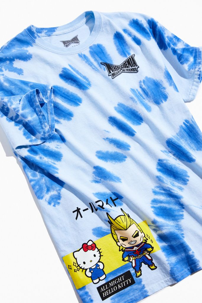 NOT Baby My Hero Academia All Might Shirts Toddler Cotton Tee