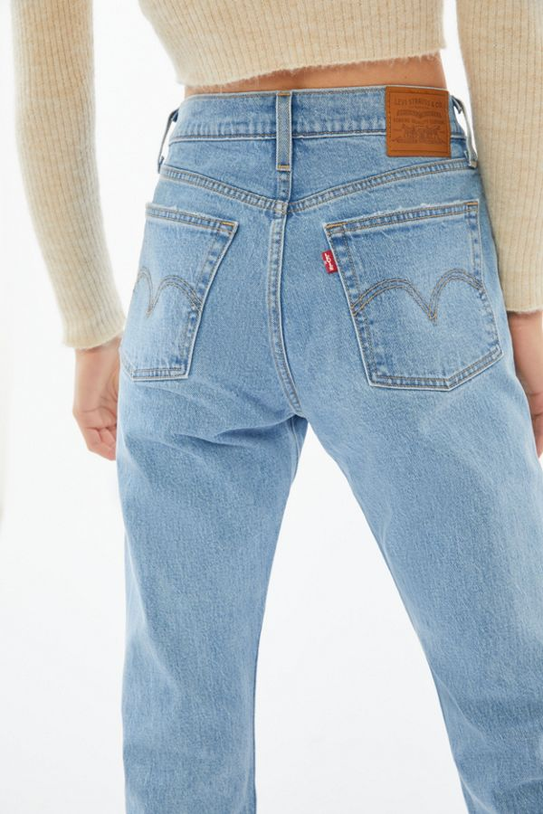 Levi's Wedgie High Waisted Jean – Tango Talks by Levi's