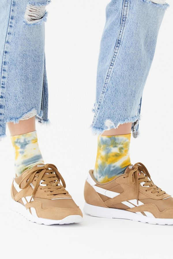 Richer Poorer Psych Tie Dye Sock by Richer Poorer