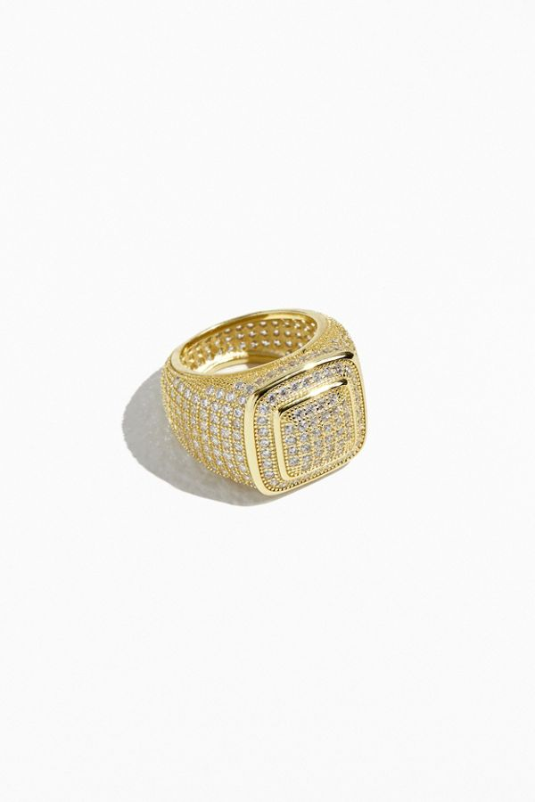 King Ice Platform Ring by King Ice