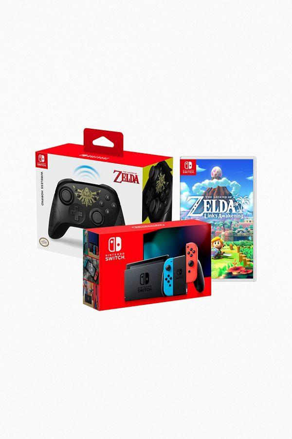 Shoptagr Nintendo Switch Console Case And Legend Of Zelda