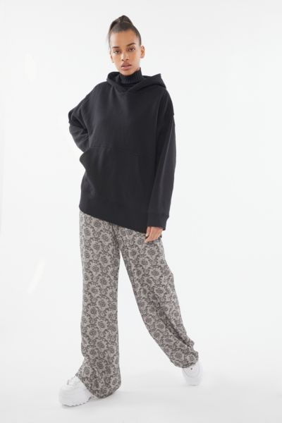 Urban Renewal Remnants Jacquard Puddle Pant  by Urban Renewal