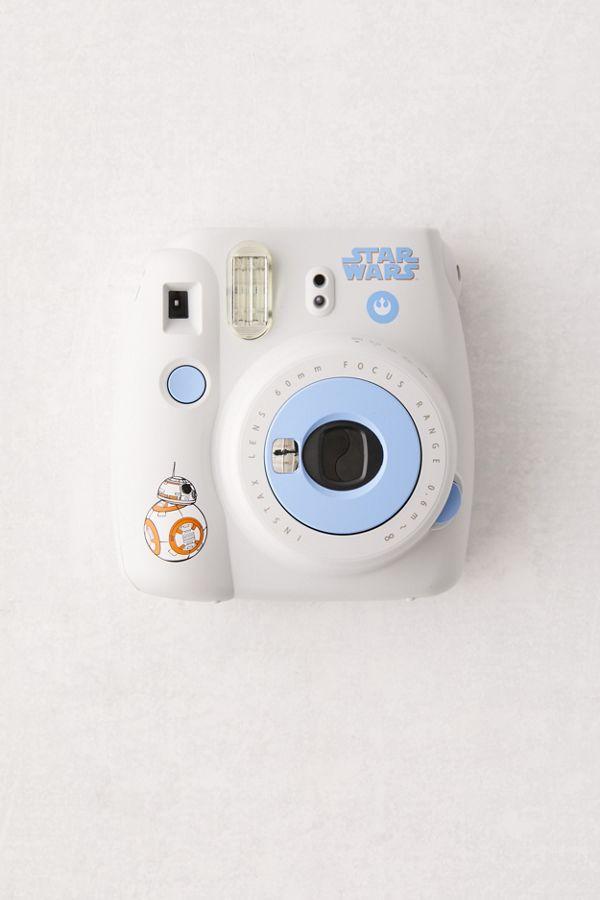 Fujifilm Instax Mini 9 Star Wars Instant Camera by Fujifilm