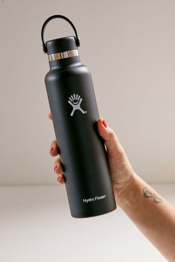 Hydro Flask Standard Mouth 24 Oz Water Bottle by Hydro Flask
