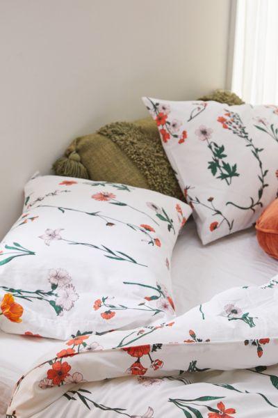 Georgina Floral Comforter Set Urban Outfitters