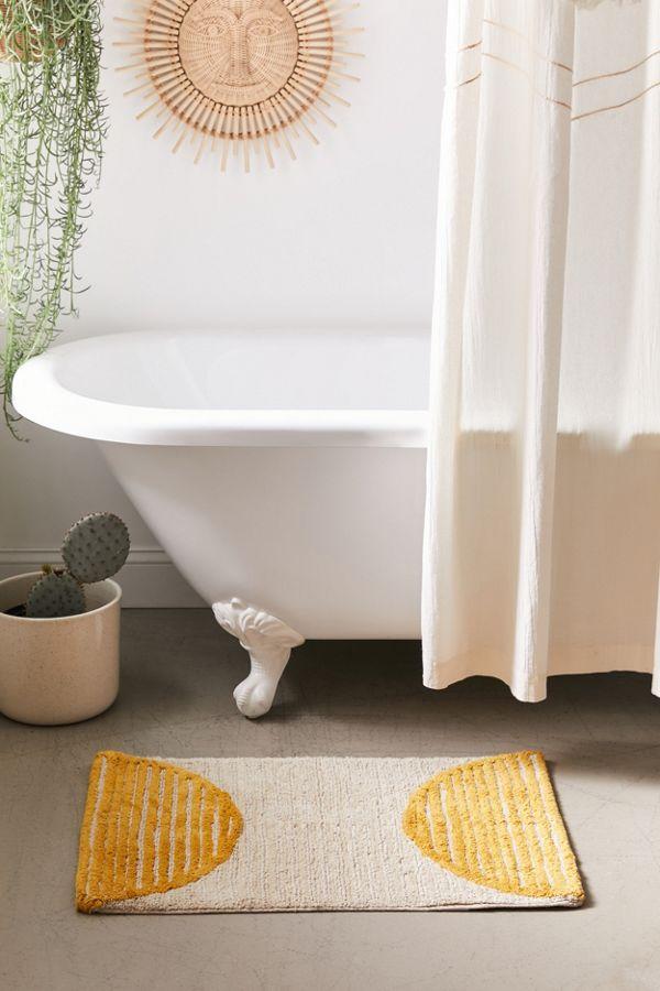 Slide View: 1: Horizons Bath Mat