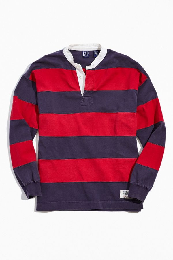 Vintage Gap Rugby Shirt Urban Outers