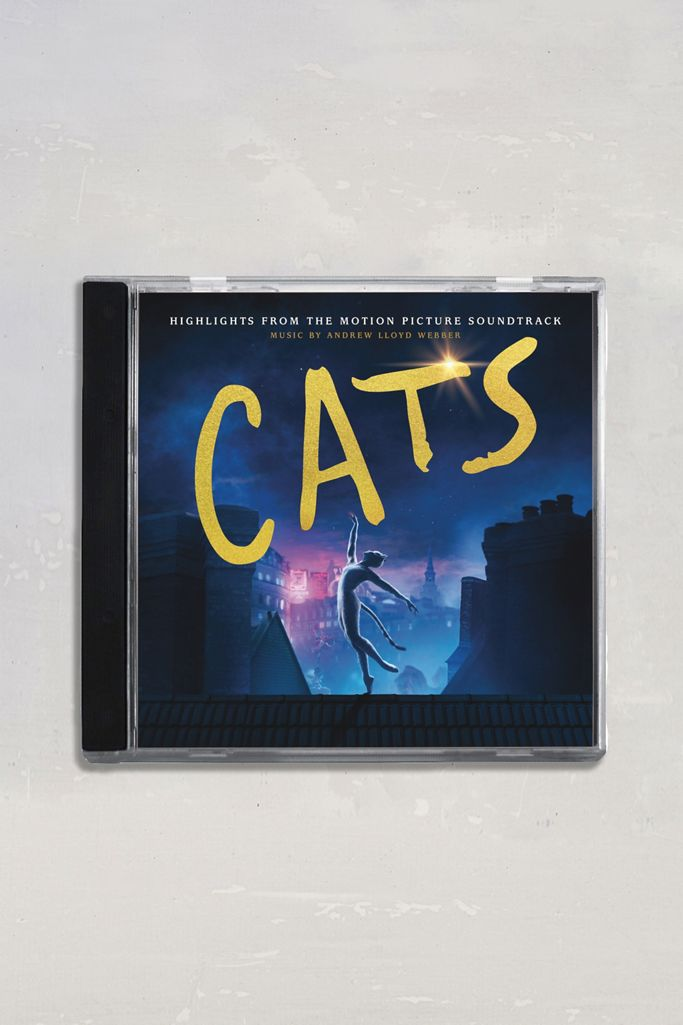 Various Artists Cats Highlights From The Motion Picture Soundtrack Cd Urban Outfitters