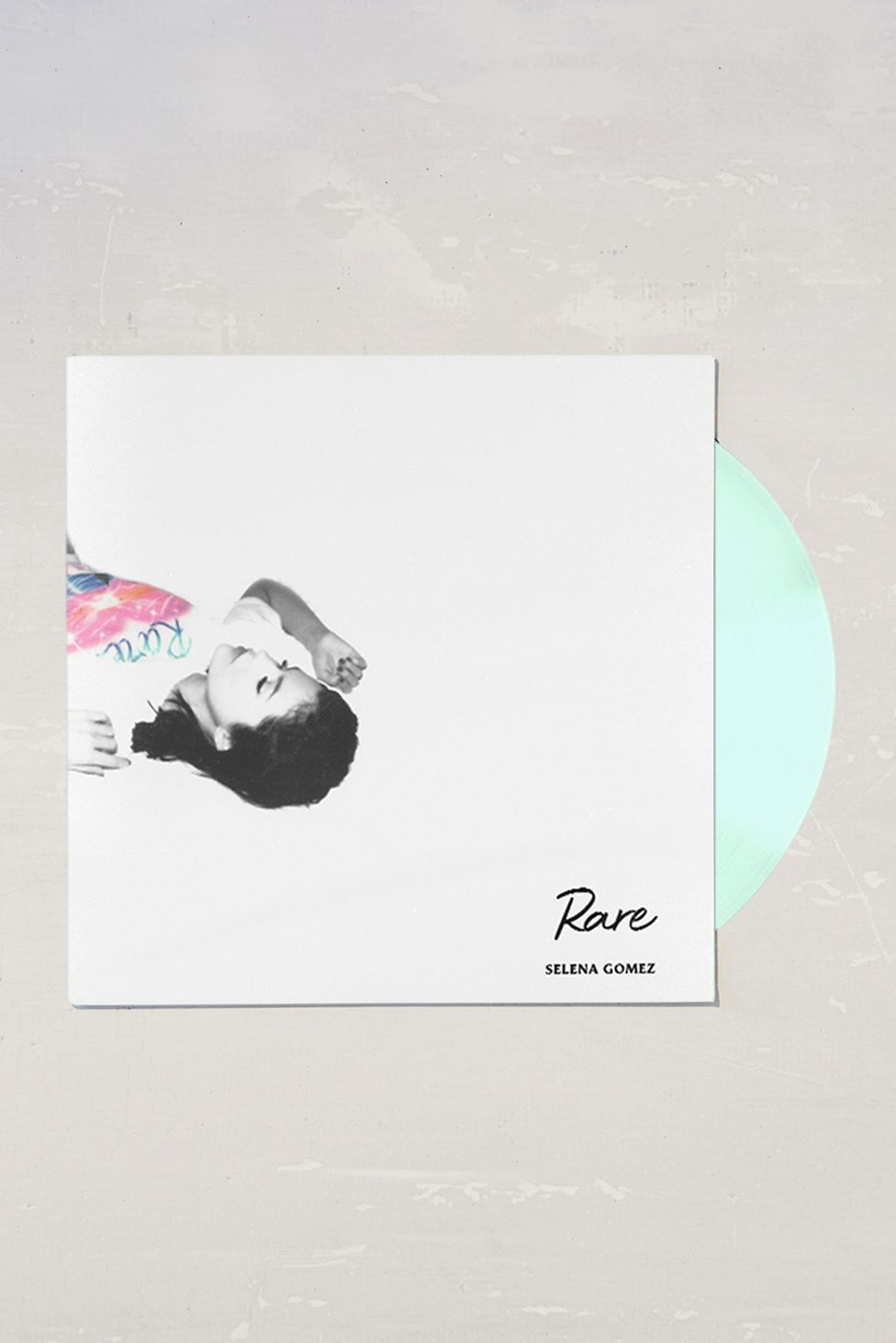 selena gomez rare vinyl record graduation gifts