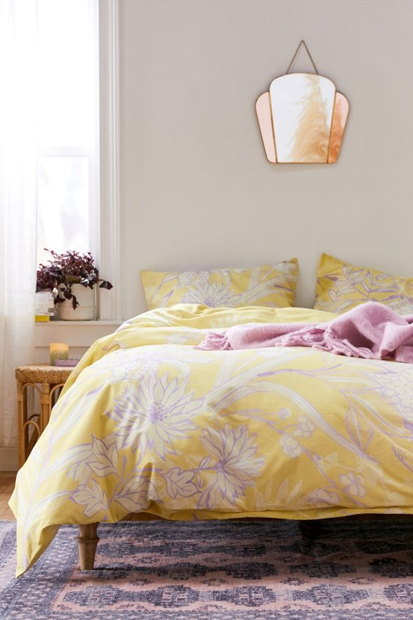 Slide View: 1: Nohea Duvet Cover