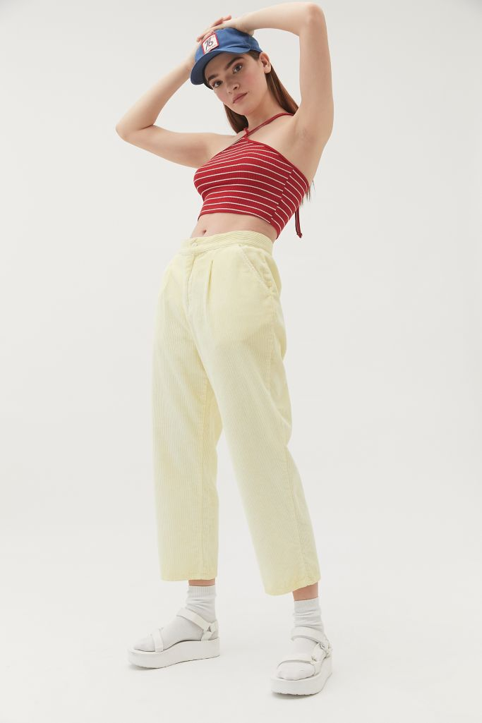 Urban Outfitters Project Social T Y-Neck Halter Top