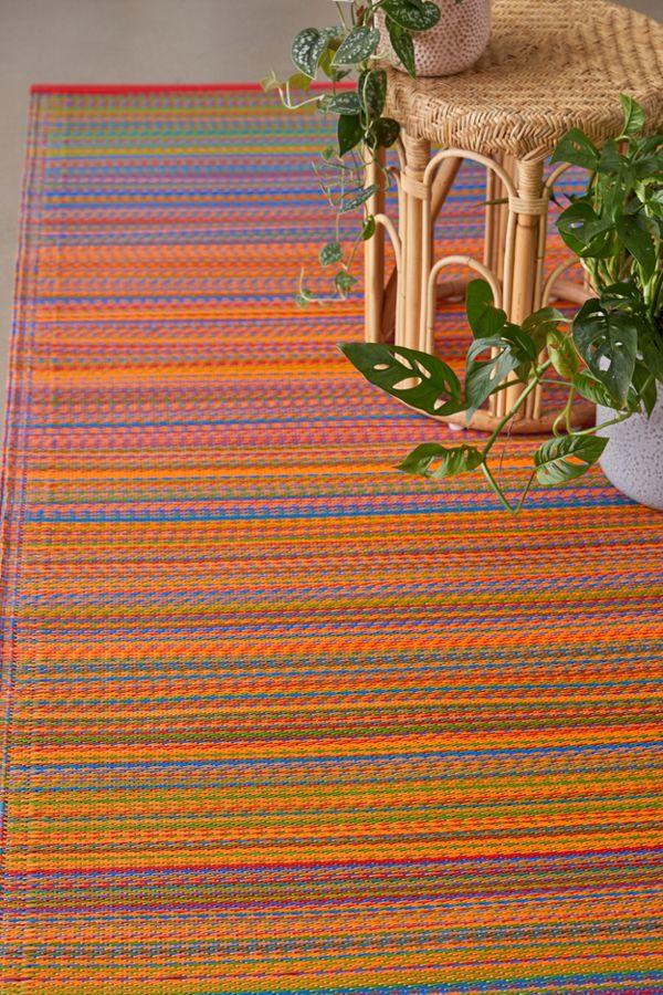 Slide View: 2: Cozumel Indoor/Outdoor Rug