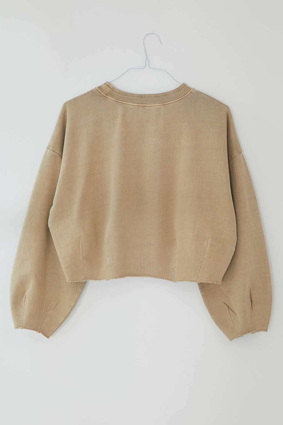 Out From Under Carla Crew Neck Sweatshirt   Urban Outfitters