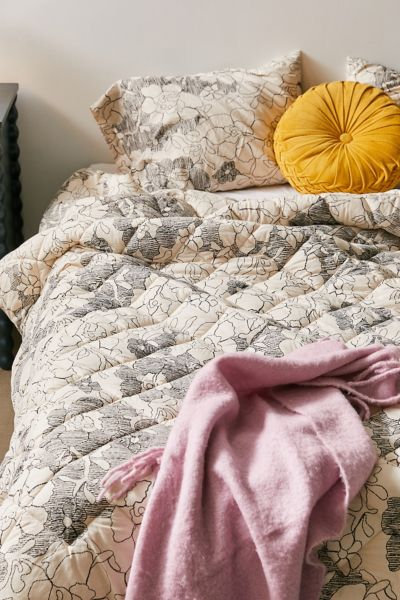 Marcela Comforter Set Urban Outfitters