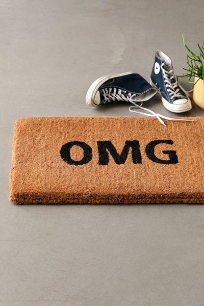 OMG Doormat #1