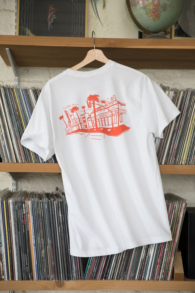 Lana Del Rey Boulevard Tee Urban Outfitters