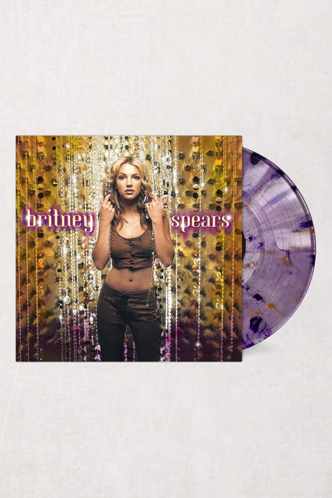 Britney Spears Oops I Did It Again Limited Lp Urban Outfitters