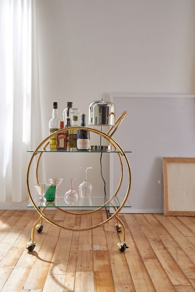 Barstools And Home Bars With French Inspiration