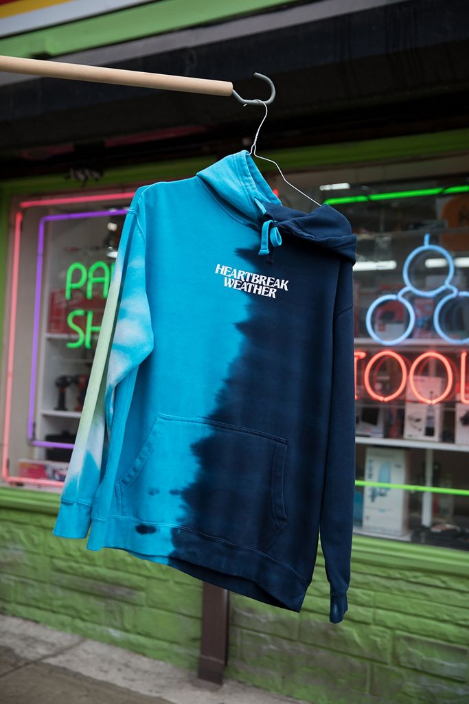 Niall Horan Uo Exclusive Heartbreak Weather Hoodie Sweatshirt Urban Outfitters