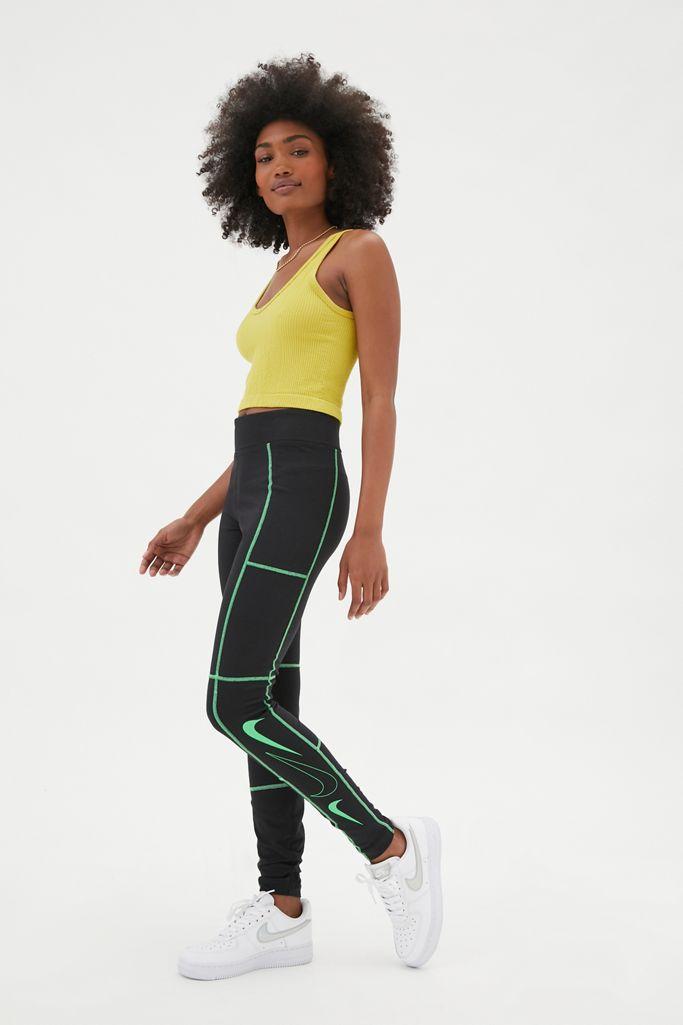 Nike Sportswear High Waisted Swoosh Legging Urban Outfitters