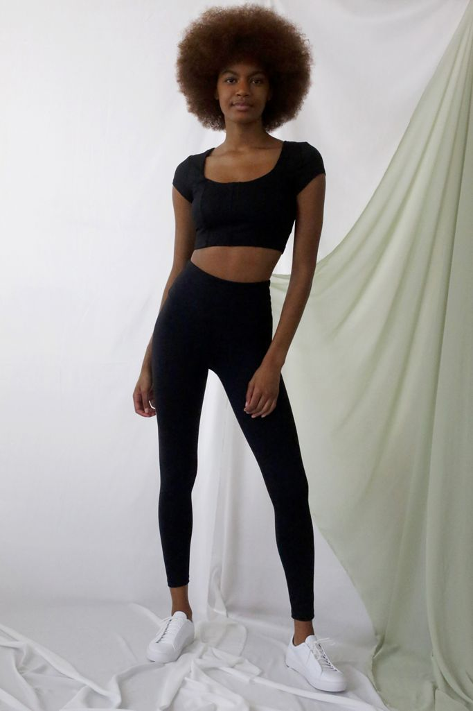 Nike One High Waisted Legging Urban Outfitters