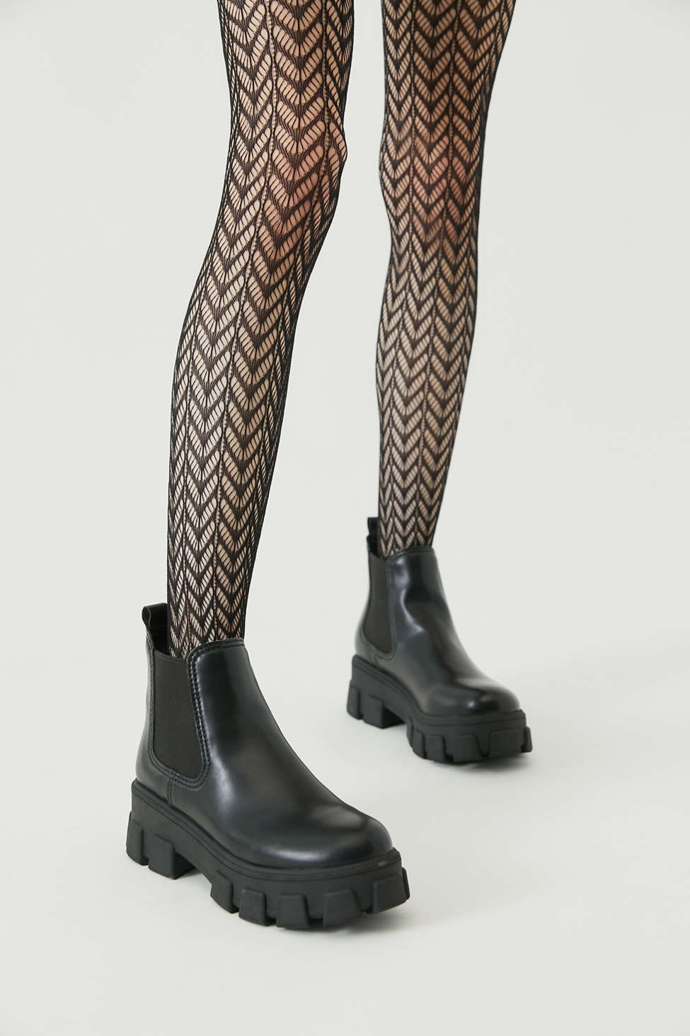 Pattern Lace Tight   Urban Outfitters
