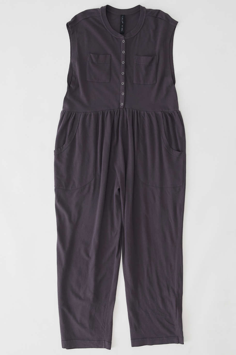 Out From Under Gracey Snap-Front Jumpsuit | Urban Outfitters