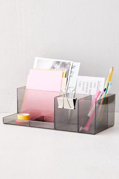 Image of: Modern Desktop Organizer Urban Outfitters