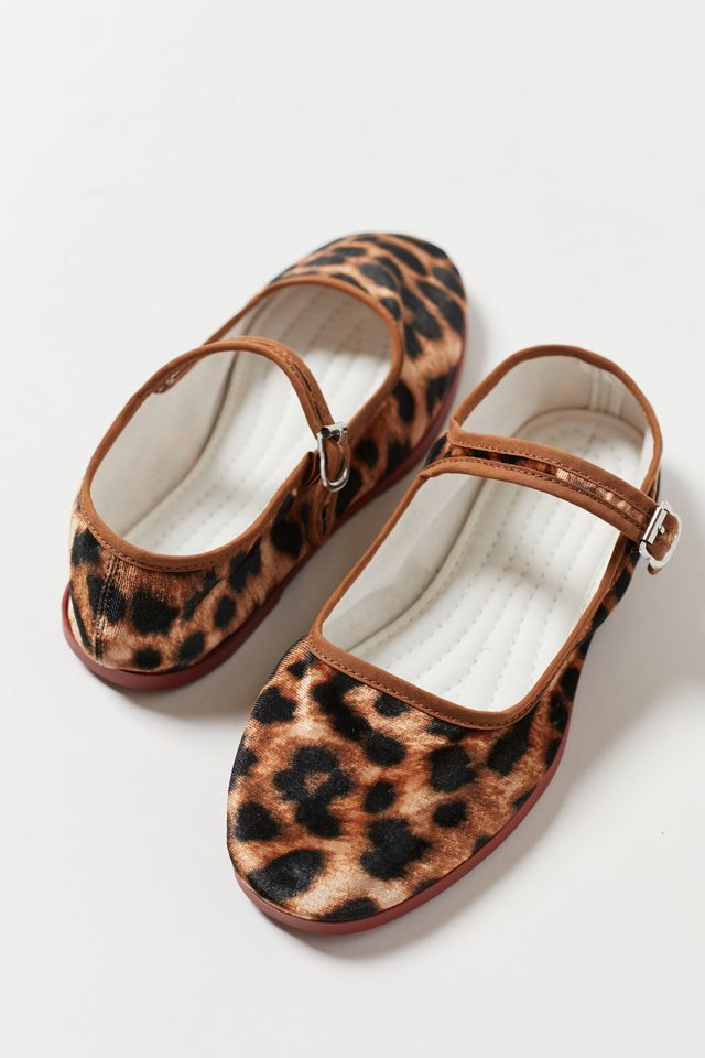 Uo Velvet Mary Jane Urban Outfitters Canada