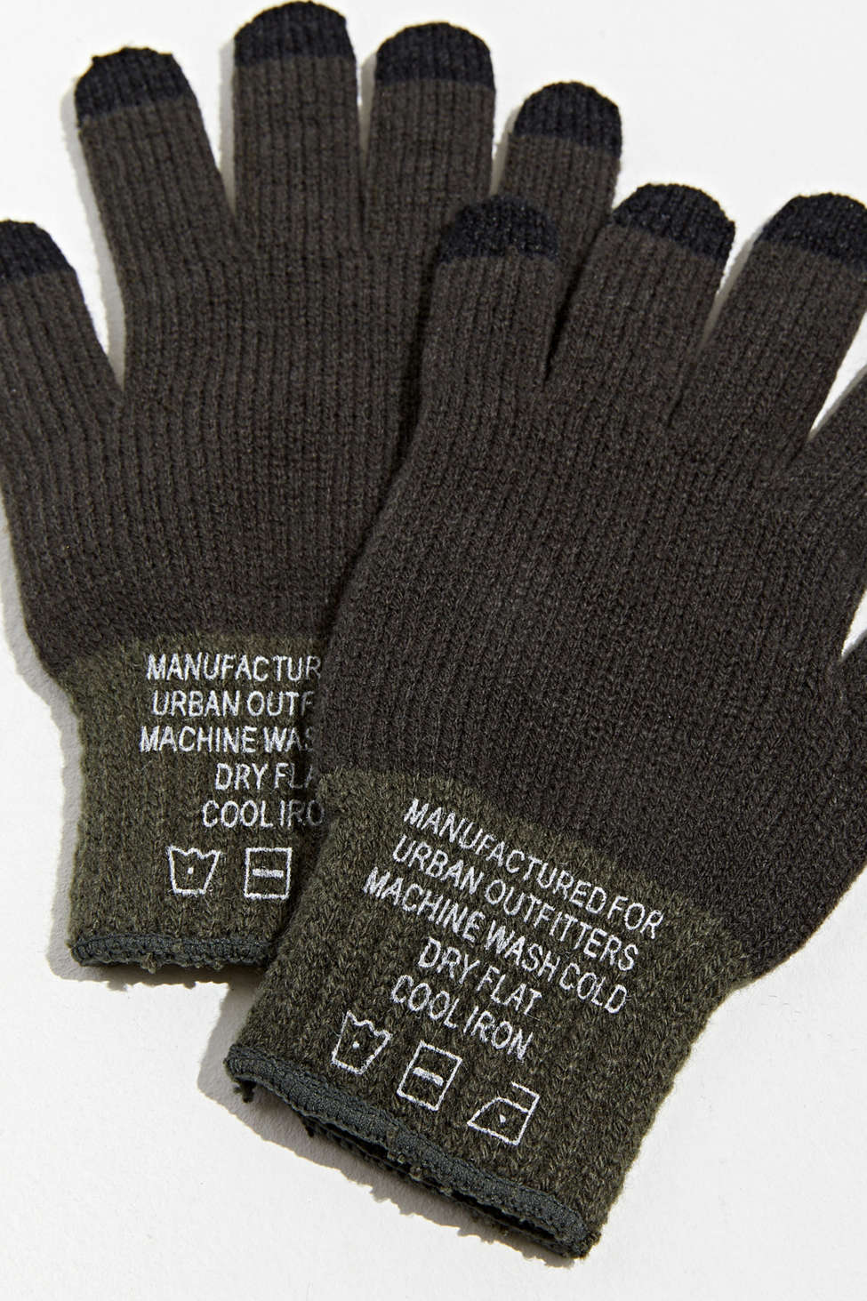 UO Touch Screen Surplus Gloves   Urban Outfitters