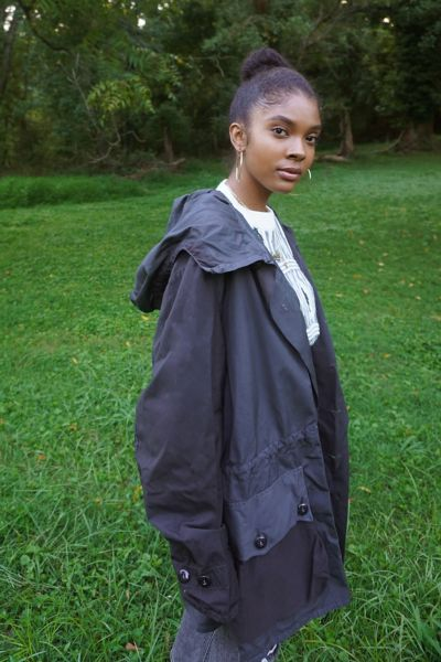 Urban Renewal Recycled Overdyed Swedish Parka Jacket   Urban Outfitters