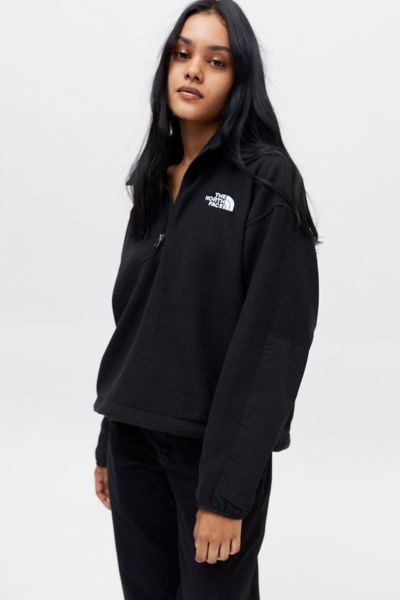 노스페이스 쿼터집 플리스자켓 The North Face TKA Kataka Quarter-Zip Fleece Jacket,Black