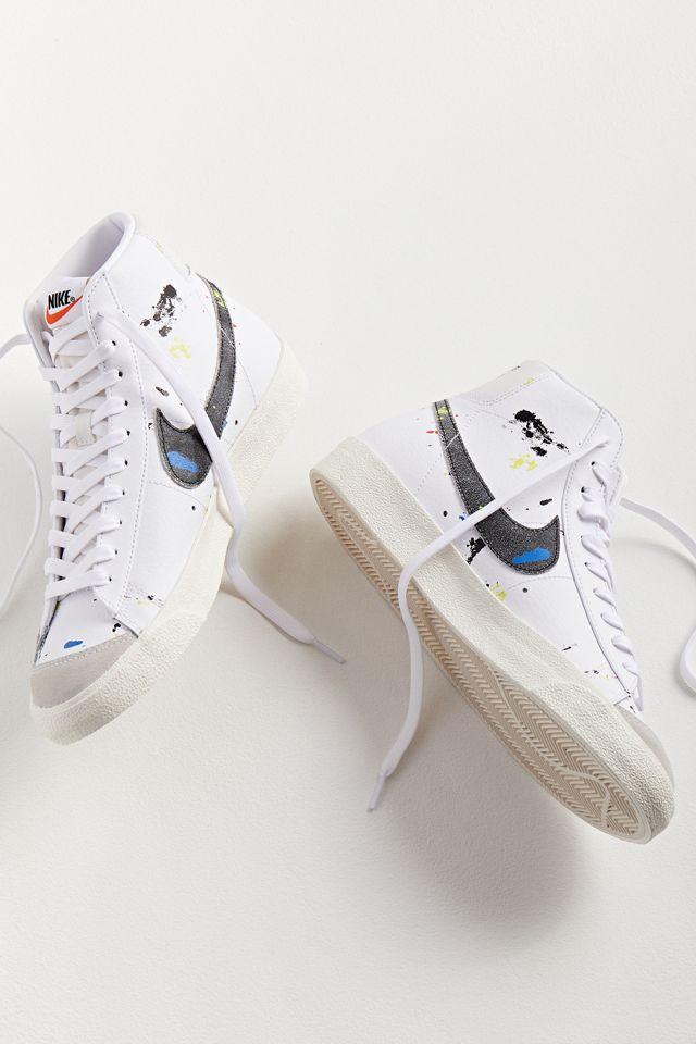 Nike Blazer Mid '77 'Paint Splatter'
