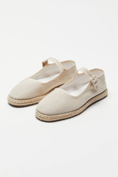 Urban Outfitters UO Espadrille Mary Jane