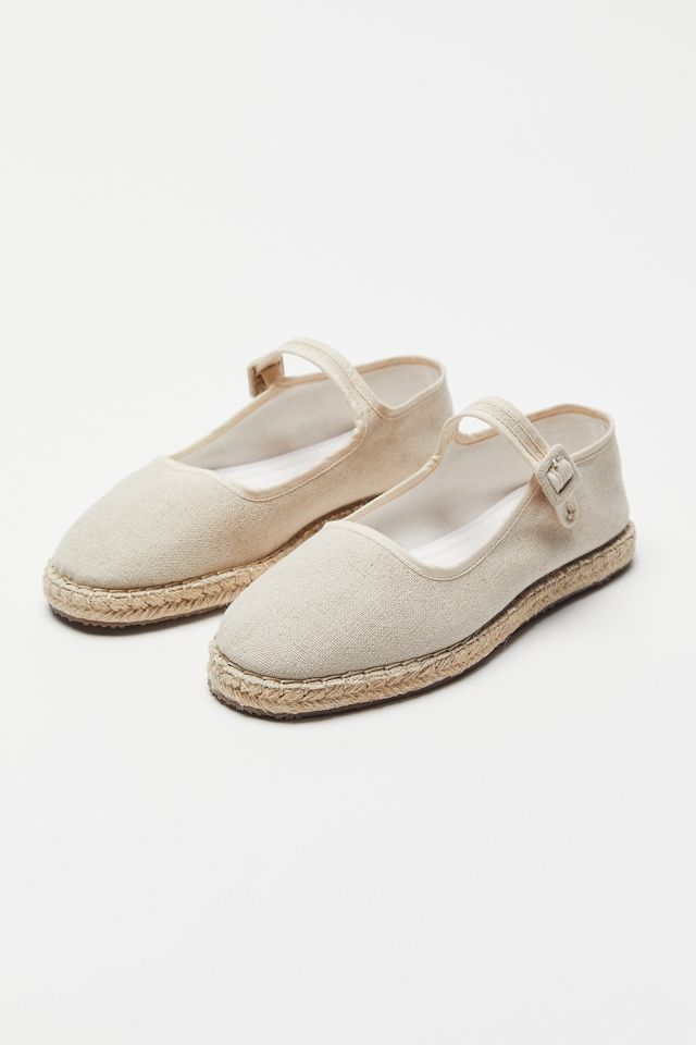 Uo Espadrille Mary Jane Urban Outfitters Canada