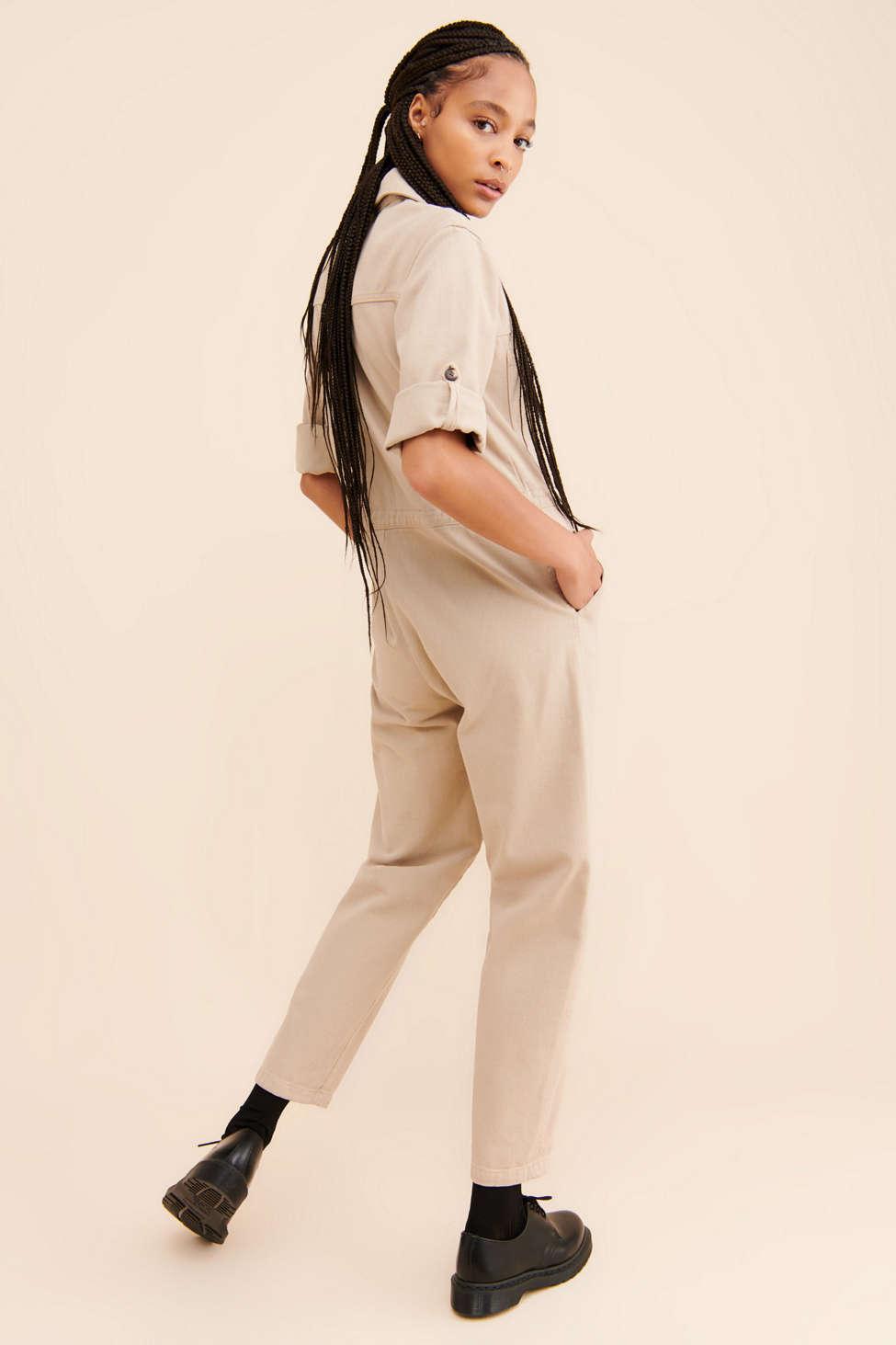 Rita Row Concrete Jungle Jumpsuit   Urban Outfitters